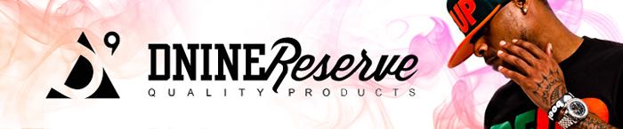 【D9 RESERVE/ディーナインリザーブ】 マリファナの成分を名前とデザインに用いたストリートブランド