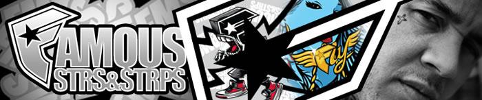 【FAMOUS STARS&STRAPS/フェイマススターズアンドストラップス】パンクバンドBLINK182のTRAVISが立ち上げたリアルスケーターブランド