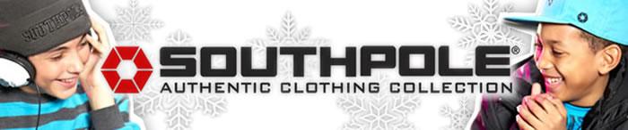 【SOUTHPOLE/サウスポール】U.S.本国では超メジャーブランドとしてECKO UNLTDとならび愛されている
